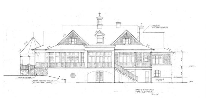 Lakefront Classical Shingle Style